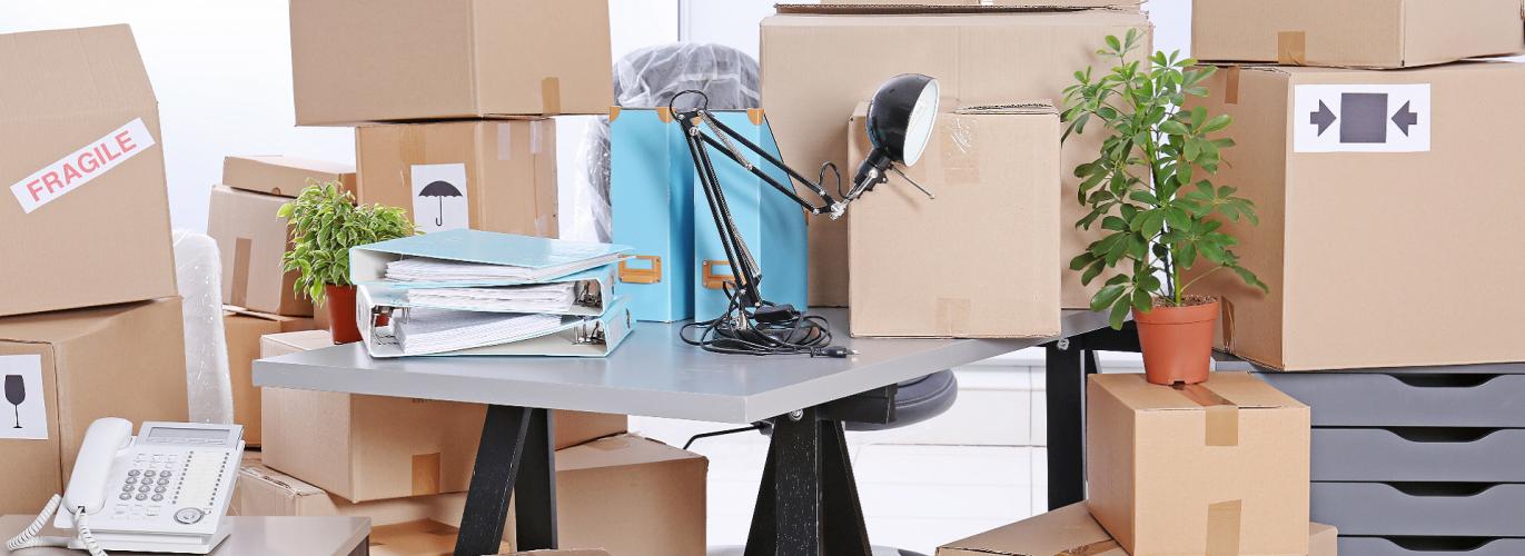 Восемь советов для перемещения мебели в квартире или офисе