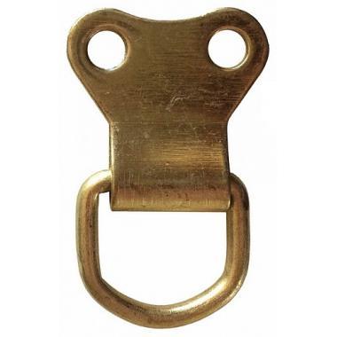 D-кольцо с двумя отверстиями