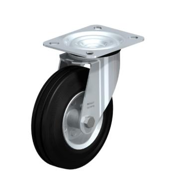 Колесо для тележки 7.5 см поворотное