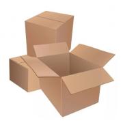 Картонная коробка 125 литров