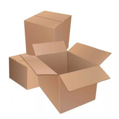 Картонная коробка 144 литра