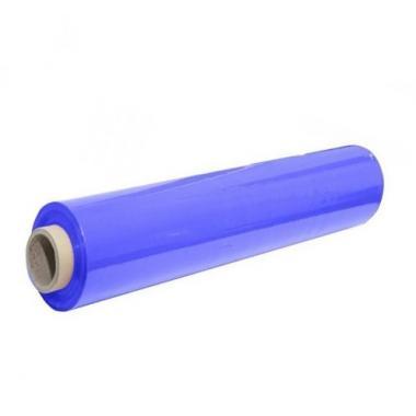 Плёнка стрейч синяя. 50 см, 1,5 кг