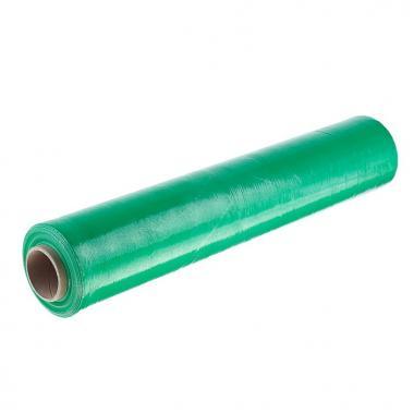 Плёнка стрейч зеленая. 50 см, 1,5 кг
