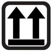Наклейка «Верх», 1 шт. 10x10